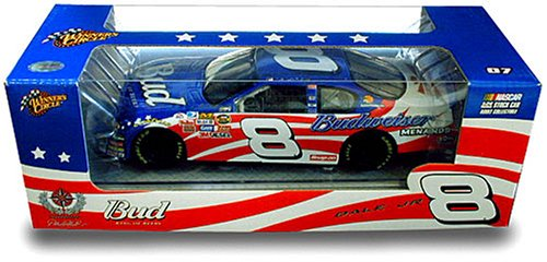Buy Dale Earnhardt Jr. #8 Budweiser 2007 Exclusive SOWF Stars & Stripes 1:24 Diecast Car