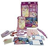 echange, troc Indeca DS Lite/DSi Disney Princess 16-in-1 Accessory Kit (Nintendo DS) [import anglais]