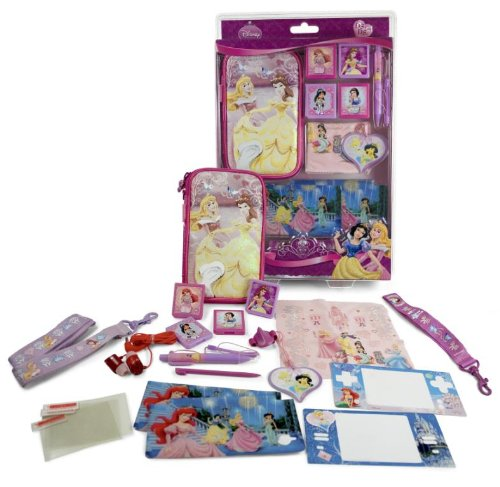 Disney Princess Accessory Kit (DSi, DS Lite)