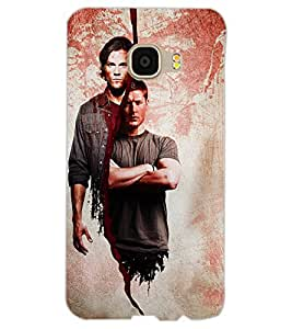 Axes Premium Designer Back Cover for Samsung Galaxy C7 (-d1303