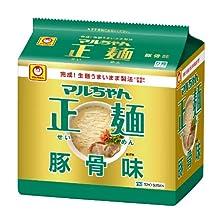 マルちゃん 正麺 豚骨味 91g×30個