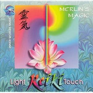 Merlins Magic梅林的魔法 - 《灵气一:Light Reiki Touch》 - shbt021-54631111 - 我的博客