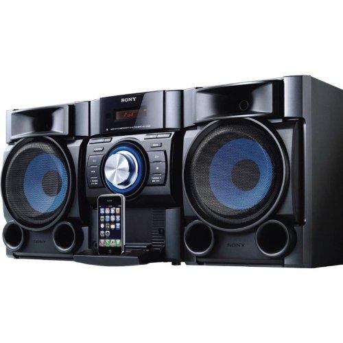 Sony MHCEC709iP Mini Hi-Fi Shelf System (Discontinued by Manufacturer)