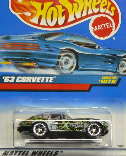 Hot Wheels '63 Corvette #1079 - 1