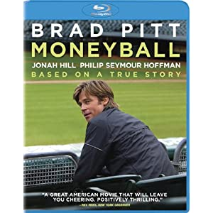 Moneyball Movie on Blu-ray
