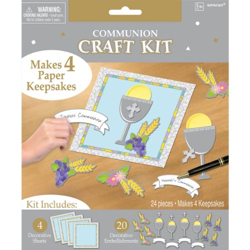 CRAFT KIT COMMUNION