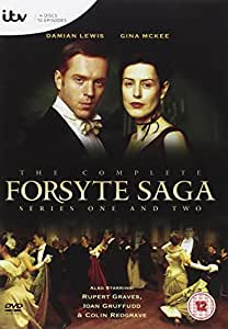 The Complete Forsyte Saga: Series 1 and 2 [DVD] [2002]