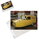 Photo Jigsaw Puzzle of Reliant Robin Only Fools Horses Del Boy from Car Photo Library