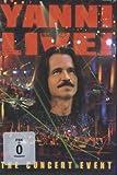 Yanni - Live!/The Concert Event [Alemania] [DVD]