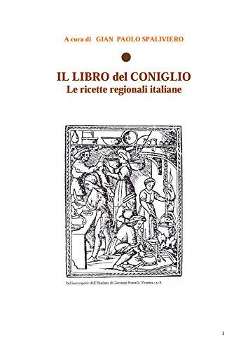 Il libro del coniglio - Le ricette regionali italiane (Italian Edition) (Ricette Italiane compare prices)