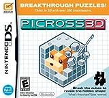 Picross 3D, Nintendo 3DS.