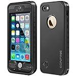 iPhone 5 5s Waterproof Case,Eonfine i...