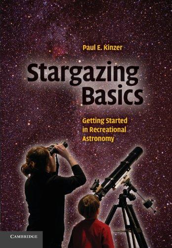 Stargazing Basics: Getting Started in astronomía recreativa