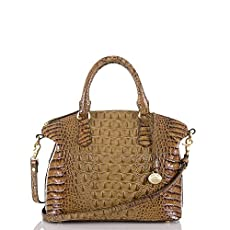 Duxbury Satchel<br>Toasted Almond Melbourne