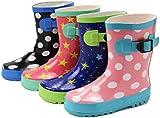 (セレブル) Celeble キッズ ジュニア レインブーツ 子供靴 男女兼用 長靴 雨靴