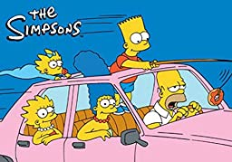 5X7 Rug Family Vacation Ride Donut Car 51\