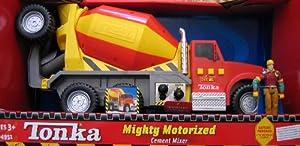 Tonka Toy Mighty Motorised Cement Mixer Truck