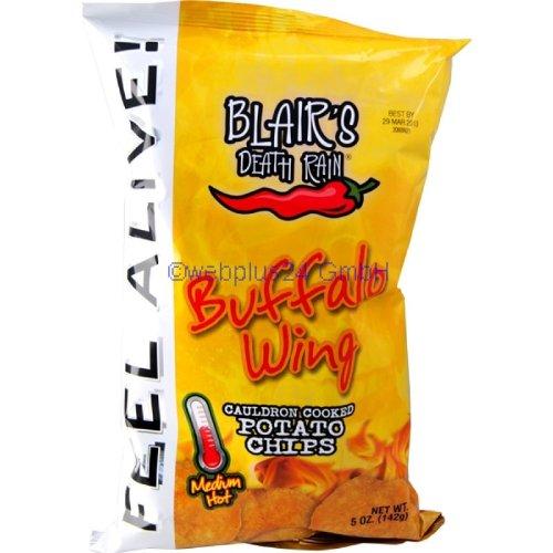 Blair's Death Rain Buffalo Wing