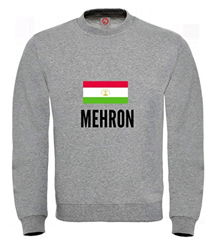 Sweatshirt Mehron city Gray
