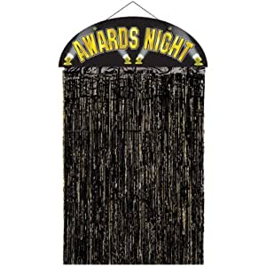 PMU Awards Night Door Curtain Party Accessory