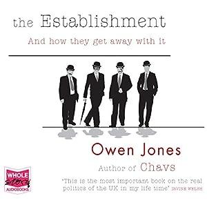 The Establishment Audiobook