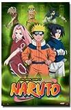NARUTO POSTER Shonen Jump's RARE HOT NEW 24X36
