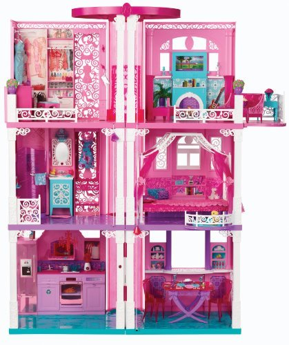 Review for Barbie Dream House Toy/Game/Play Child/Kid/Children