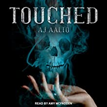 Touched: Marnie Baranuik Files, Book 1 | Livre audio Auteur(s) : A. J. Aalto Narrateur(s) : Amy McFadden