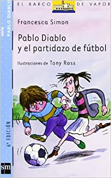 Barco De Vapor: Pablo Diablo/ the Steamboat: Horrid Henry) (Spanish