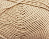 King Cole Bamboo Cotton Mix DK Knitting Wool 100g Ball (Oyster - 543)