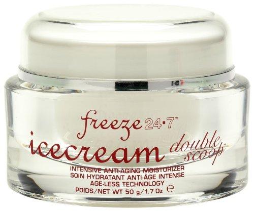 Freeze 24-7 IceCream Double Scoop Intensive Anti-Aging Moisturizer-1.7 oz (Freeze 24 7 Double Scoop compare prices)
