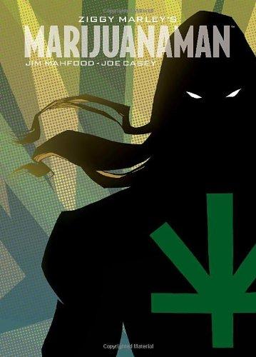 Ziggy Marleys Marijuanaman HC