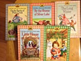 img - for Little House in the Big Woods, Little House on the Prairie, On the Banks of Plum Creek, The Long Winter, By the Shores of Silver lake -Boxed Set book / textbook / text book