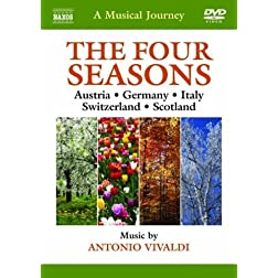 Musical Journey: Austria, Germany, Switzerland, England