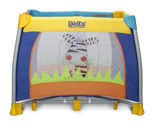 Delta Children Travel Sleep System Playard