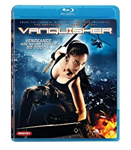 The Vanquisher [Blu-ray]