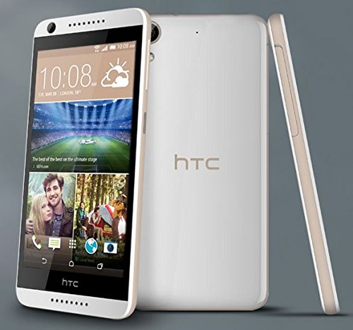 "HTC Desire 626G+ Dual SIM Unlocked 8GB Android 5"" International Stock No Warranty (White)"