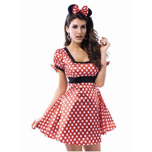 Minnie Mouse Style Fancy Dress  Headband Size