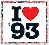 1993 Geburtstag Geschenken - 1993 I Heart CD-und Grußkarten