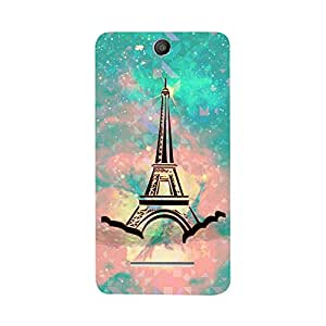 Phone Candy Designer Back Cover with direct 3D sublimation printing for Micromax Canvas Juice 3 Q392