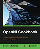 OpenNI Cookbook Front Cover
