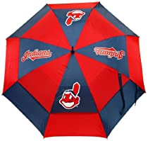 MLB Cleveland Indians Umbrella, Navy