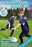 Fussballtricks für Kids Vol. 2 / Neue Fußballübungen im Fußballtraining (DVD)