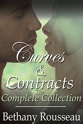 Bethany Rousseau - Curves And Contracts: The Complete Collection (A BBW Billionaire BDSM Erotic Romance Novel) (English Edition)
