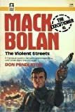 The Violent Streets (The Executioner #41) (0373610416) by Don Pendleton