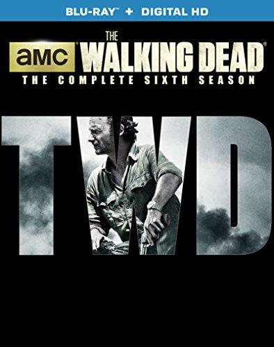Walking Dead: Season 6 [Blu-ray] [Import]