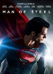 Man of Steel [DVD + UV Copy]