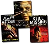 Chevy Stevens Chevy Stevens Collection 3 Books Set (Always Watching, Never Knowing, Still Missing)