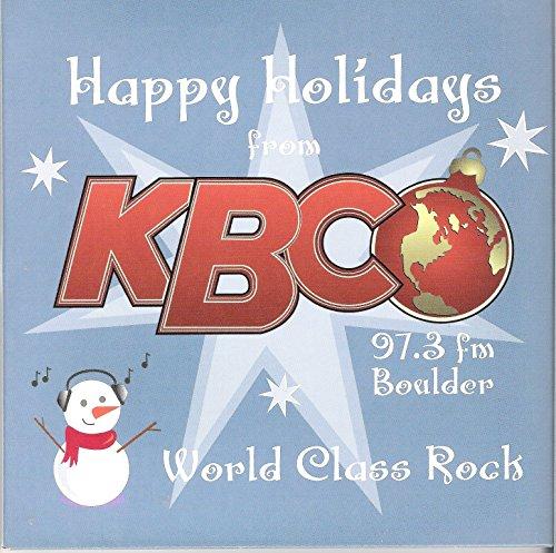 kbco-happy-holidays-studio-c-christmas-sampleraudio-cd-coldplay-james-taylor-brian-setzer-orchestra-