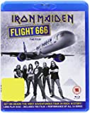 Iron Maiden - Flight 666 [Alemania] [Blu-ray]